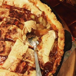 Catering Skillet Apple Pie